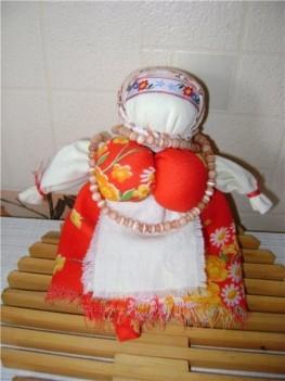 Защитная магия кукол
