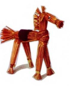 Соломенная лошадка