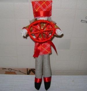 Символическое значение обрядовой куклы Спиридона-Солнцеворота