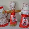 Материал для изготовления текстильных кукол