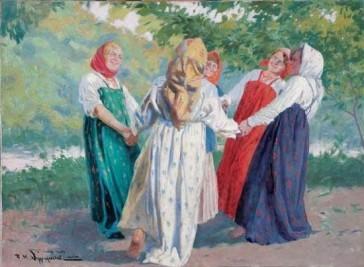 Славянский праздник