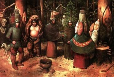 Тотемы древних славян